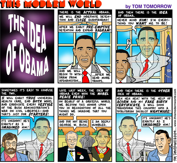 The Idea of Obama